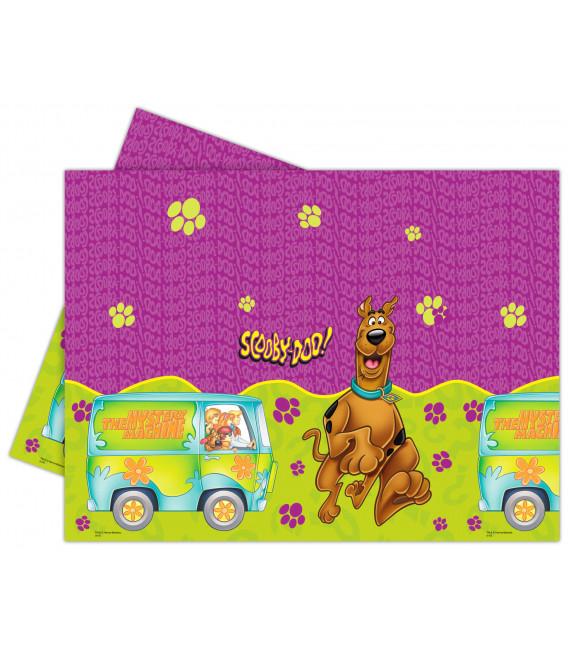 Tovaglia in Plastica 120 x 180 cm Scooby Doo Fun
