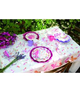 Tovaglioli 3 Veli Fresh Pink 33 x 33 cm 3 confezioni