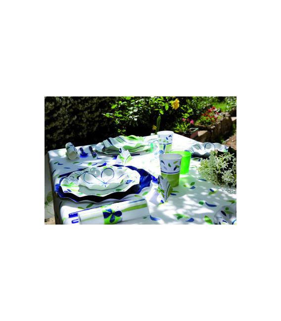 Bicchieri di Plastica Fresh Green 300 cc