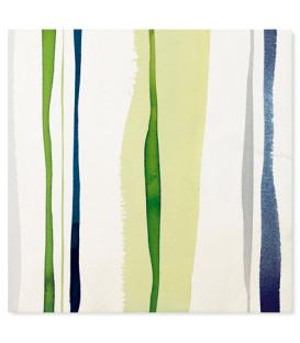 Tovaglioli 3 Veli Fresh Green 3 confezioni