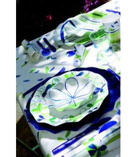 Tovaglioli 3 Veli Fresh Green 33 x 33 cm 3 confezioni