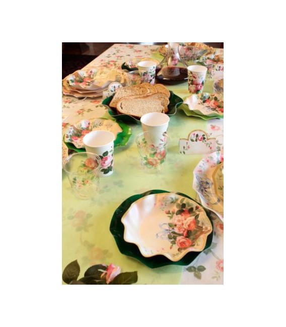 Tovaglioli Cachepot di Eleganza 33 x 33 cm 3 confezioni