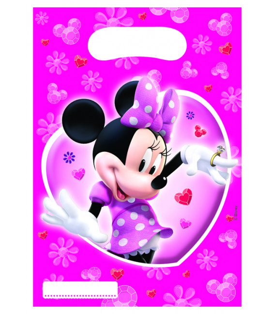 Party Bags Compleanno Minnie Party Disney