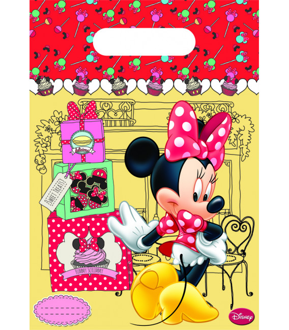 Party Bags Compleanno Minnie Cafè Disney