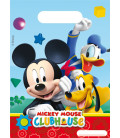 Party Bags Compleanno Club House PlayFul Mickey Mouse Disney
