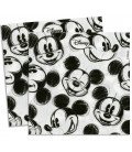 Tovaglioli 33 x 33 cm 3 Veli Mickey Mouse in Black Disney 3 Pz