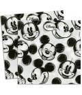 Tovaglioli 33 x 33 cm 3 Veli Mickey Mouse in Black Disney