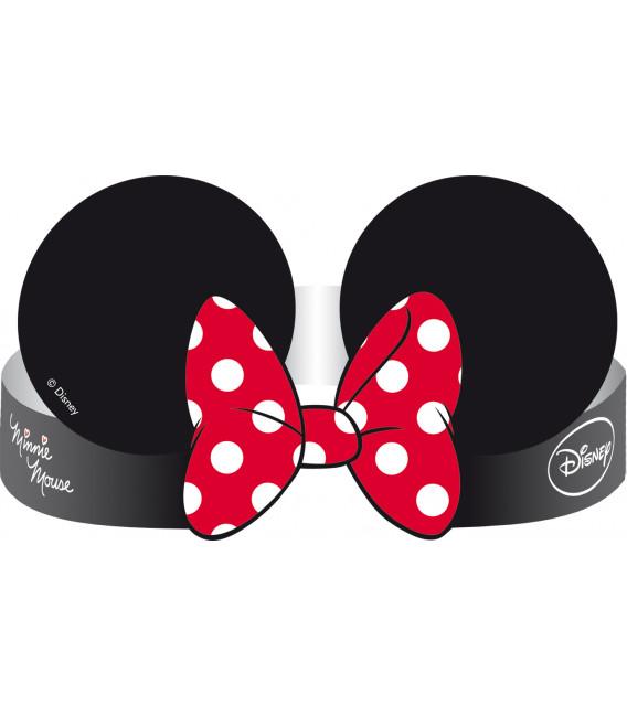 Visiera di Cartoncino Minnie Fashion Boutique Disney