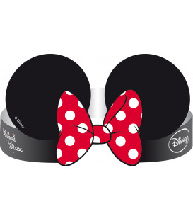 Visiera di Cartoncino Minnie Fashion Boutique Disney