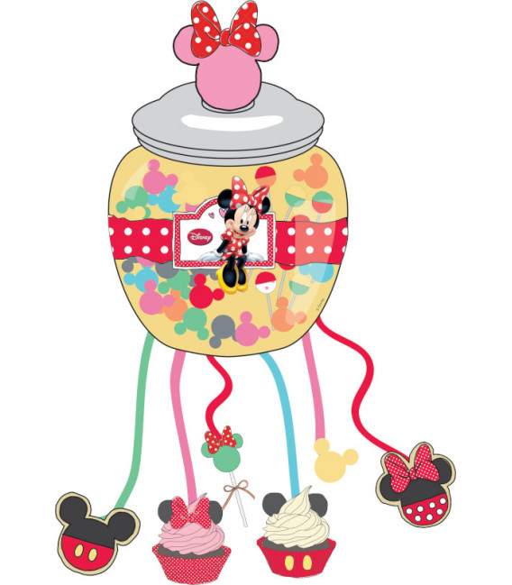 Pignatta Minnie Cafè Disney