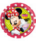 Piatto Piano Grande di Carta 23 cm Minnie Fashion Boutique Disney
