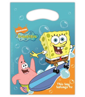 Party Bags SpongeBob Surfing