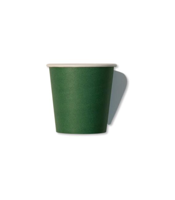 Tazzine da Caffè di Carta Verde