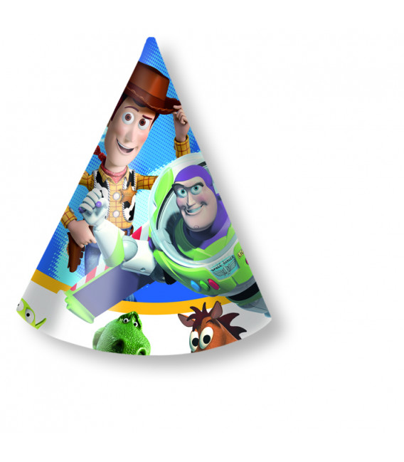 Cappellini Compleanno Toy Story Disney