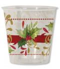Bicchieri di Plastica Tradidion Agrifoglio 300 cc