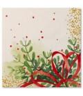 Tovaglioli Christmas Bouquet 33 x 33 cm 3 confezioni