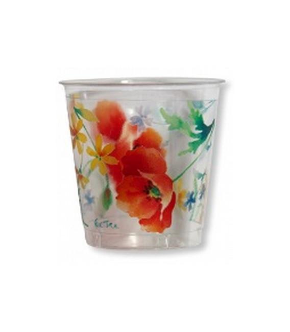 Bicchieri di Plastica Poppy 300 cc