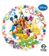 Palloncino Topolino and Friends Happy Birthday