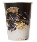 Bicchieri Compostabili Black Tropical 250 cc