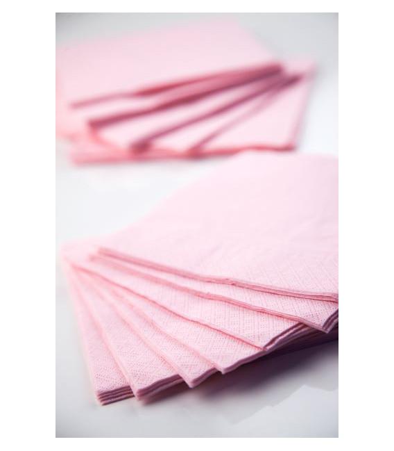 Tovaglioli 3 Veli Rosa Quarzo 3 confezioni
