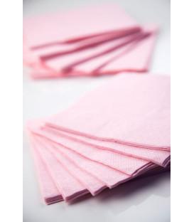 Tovaglioli Rosa Quarzo 33 x 33 cm 3 confezioni