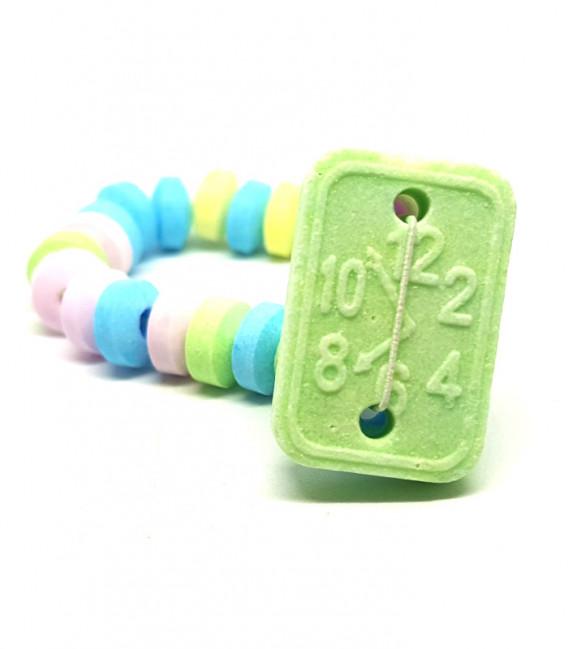 Braccialetto Orologio Candy 14 g 10 Pz