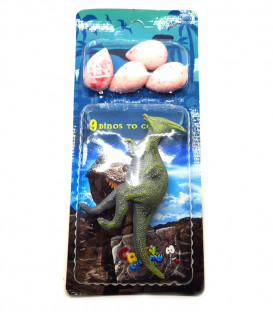 Dinosauro con Bubble Gum 6pz