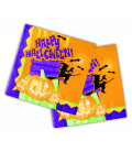 Tovaglioli 33 x 33 cm Happy Halloween