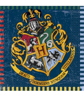Tovaglioli 33 x 33 cm Harry Potter Warner Bros