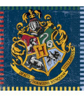 Tovaglioli 33 x 33 cm Harry Potter Warner Bros