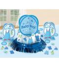 Set Decorazioni tavola Baby Boy