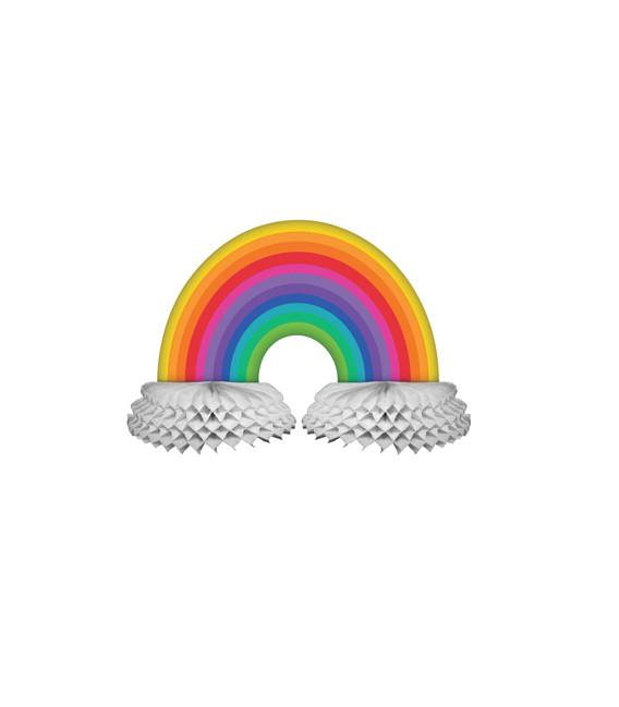 Centrotavola arcobaleno rainbow