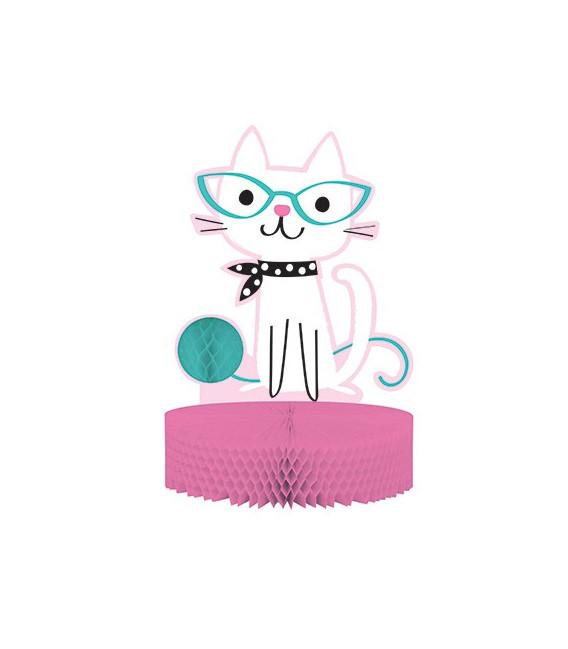 Centrotavola Purrfect Party Gatti