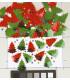 Confetti da tavola Alberelli natalizi