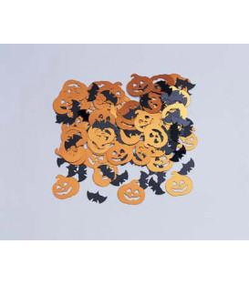 Confetti da tavola Pipistrelli e Zucca