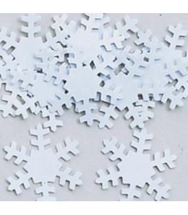 Confetti da tavola Snow Flakes