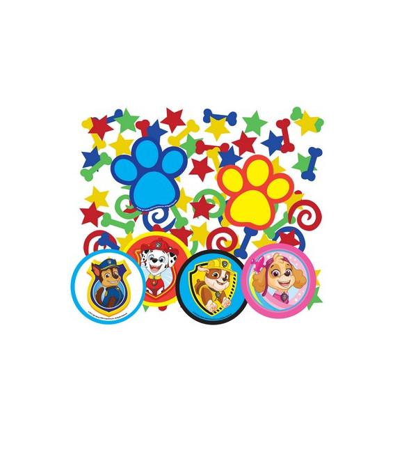 Confetti da tavola decorazioni Paw Patrol 3 pz