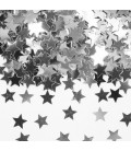Confetti da tavola stelle argento