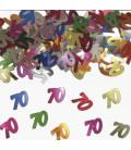 Confetti da tavola numero 70