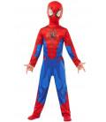 Costume da Spiderman uomo ragno 5-6 anni
