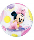 Pallone Bubble Baby Minnie 1st Birthday