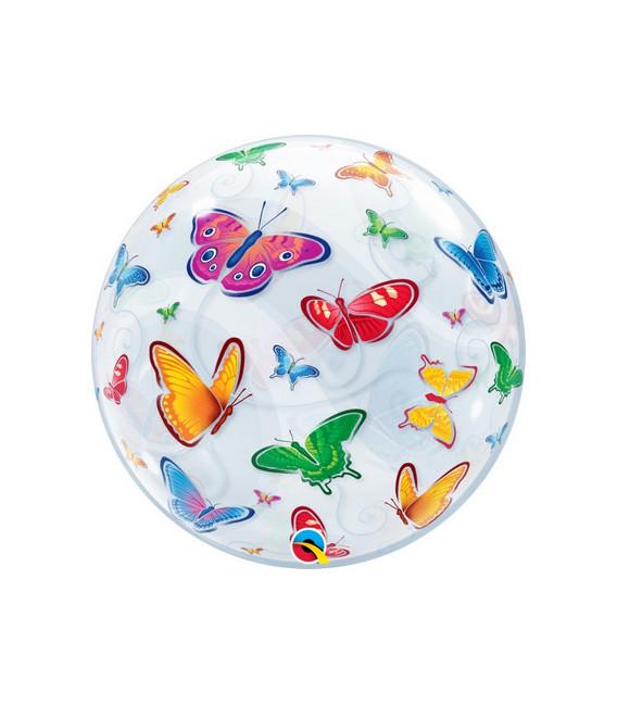 Pallone Bubble Butterflies Farfalle