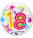 Pallone Bubble Nr 18 Brilliant Stars