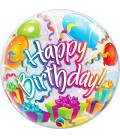 Pallone Bubble Birthday Surprise