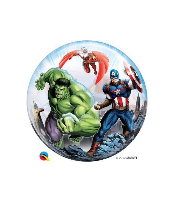Pallone Bubble Avengers
