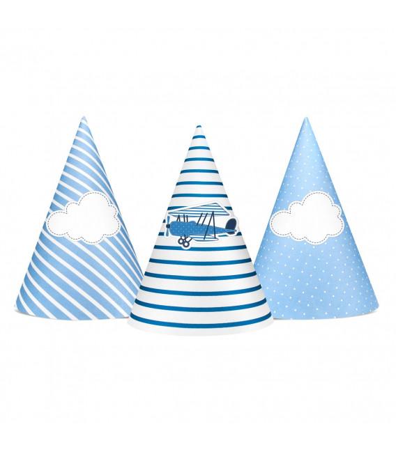 Cappellini Set di piccoli aeroplani 6 Pz