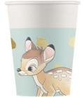 Bicchiere di carta 200 ml Bambi Disney
