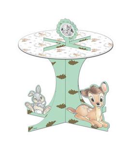 Alzata per torte 3d Bambi