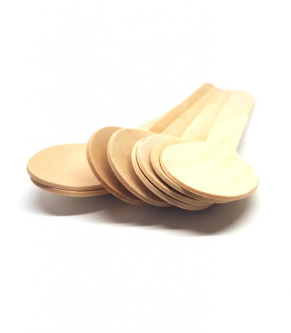 Cucchiai in Legno 8 Pz - 16 cm