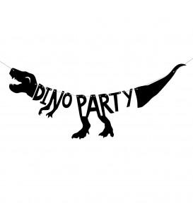 Festone Banner Dinosauro PartyDeco